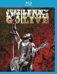 Cover Lenny Kravitz - Just Let Go - Lenny Kravitz Live [DVD]